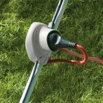 Приспособление для разгрузки сетевого кабеля