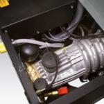 4-полюсный электродвигатель водяного охлаждения