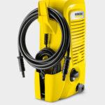 Karcher K 2 Universal - удобное хранение шланга и кабеля