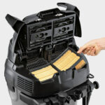 Автоматическая система очистки фильтра Tact